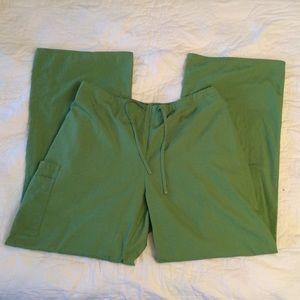 2 for $15! SB Scrubs Flared-Leg Scrub Pants Lrg